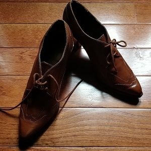 Rush Hour Leather Shoe